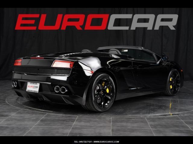 Lamborghini Gallardo Lp 550 2 Spyder Carbon Hood Cross Stitched