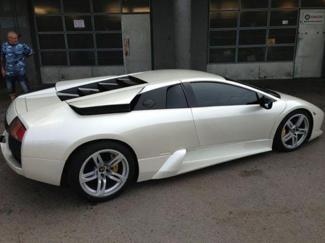 Lamborghini Murcielago Replica Extreme
