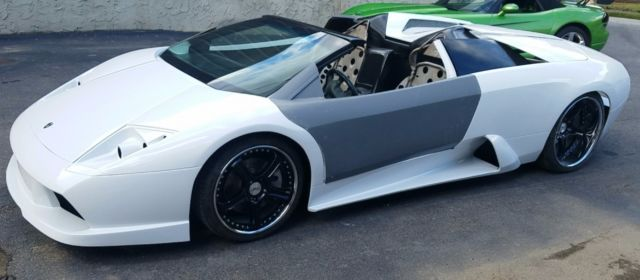 Lamborghini Murcielago Replica No Reserve