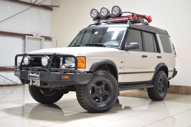 Land Rover Discovery 2 Se7 Series Ii Lifted Arb Bumper
