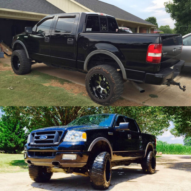 LAST CHANCE TO BUY Lifted 2004 Ford F-150 FX4 SuperCrew