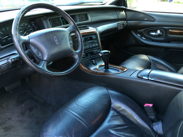 Last Year Of Mark Viii Leather Interior Fully Loaded