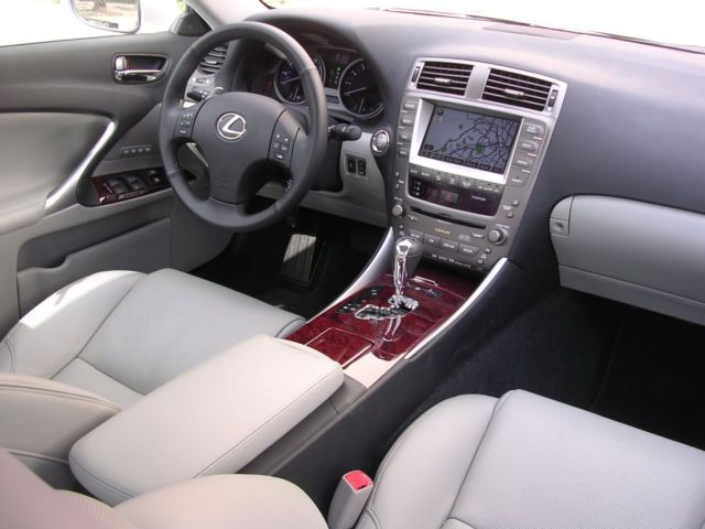 2006 lexus is350 reliability