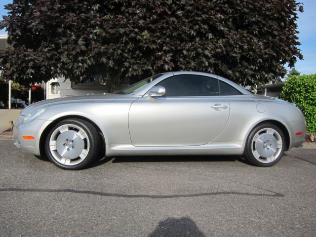 lexus sc 430 hardtop convertible. Black Bedroom Furniture Sets. Home Design Ideas