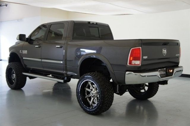 Lift Kit 2016 Ram 2500 Laramie Crew Cab Gray Fuel Wheels ...