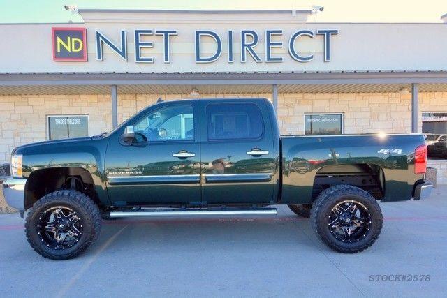 Net Direct Trucks >> Lift Rims Tires Truck Warranty Bluetooth Remote Start