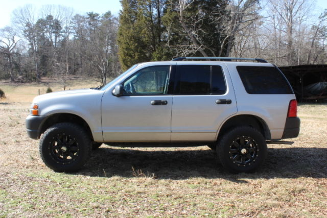 Lifted 2003 Ford Explorer 3 Inch Lift 33 Inch Tires Awesome