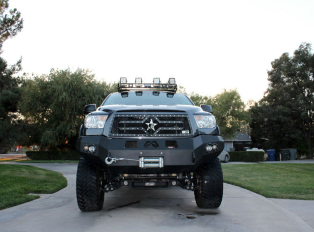 Lifted Toyota Tundra Rock Warrior to Pin on