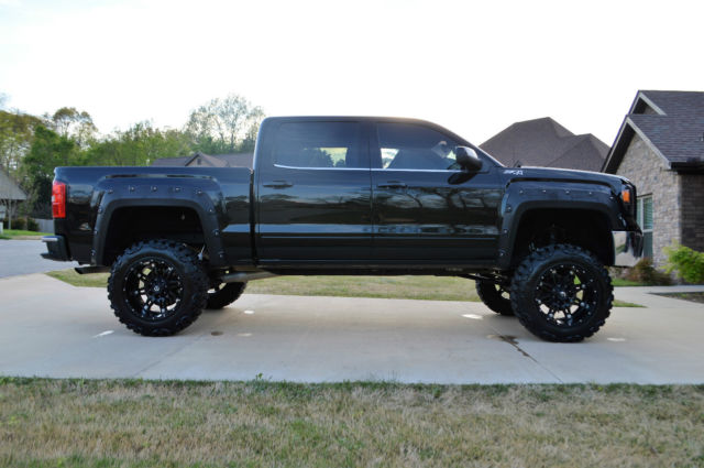 LIFTED 2015 GMC Sierra 1500