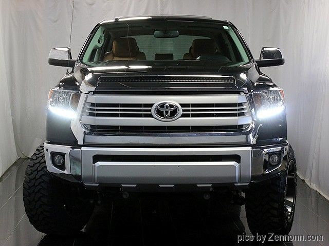 Lifted Tundra 1794 Edition One Owner Custom Truck