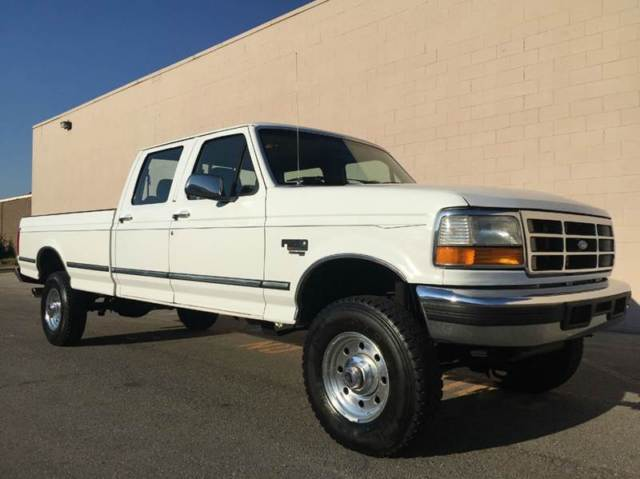 1997 ford f350 dually mpg