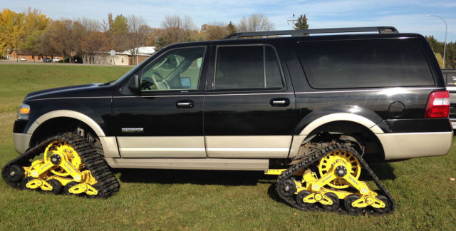 Mattracks Model M A Suspension Track With Steering Assist Ford Expedition