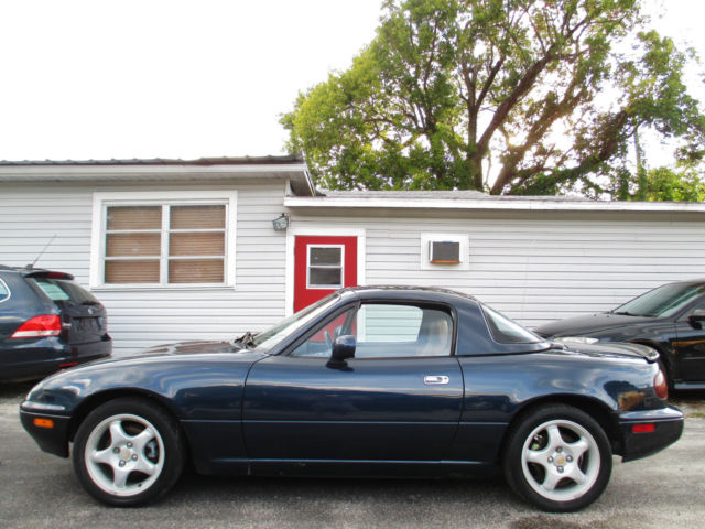 1997 Mazda Mx 5 Miata Sto Limited Production