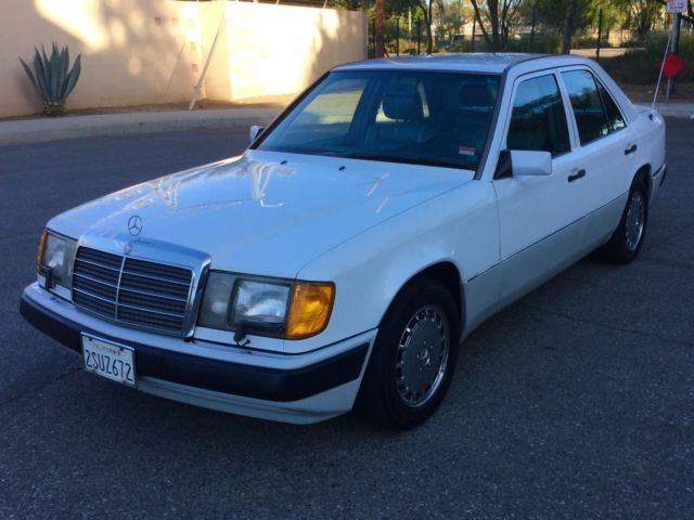 Mercedes 300e w124 e300 e320 e420 190e for Mercedes benz 1990 e300