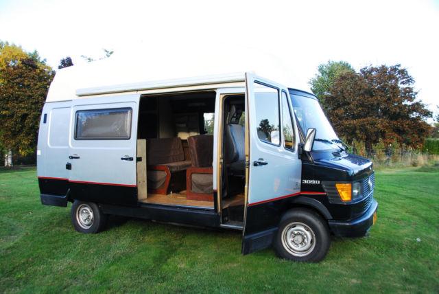 Mercedes 309d westfalia rv camper van not vanagon sprinter for Mercedes benz 309d