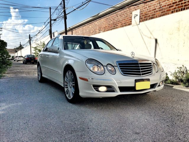 Mercedes benz e350 4matic 2007 135k sport package for Mercedes benz 4matic meaning