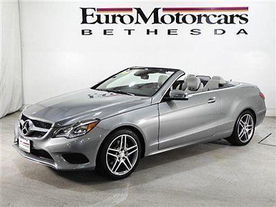Mercedes Benz Bethesda >> mercedes benz e350 E-Class 2dr Cabriolet convertible grey ...
