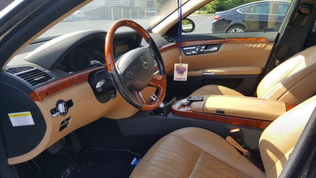 Mercedes benz s550 4matic designo espresso brown interior for Mercedes benz s550 interior