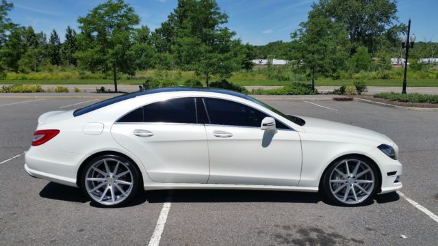 Mercedes cls550 4matic rentek upgrade for 2012 mercedes benz cls class cls 550 4matic