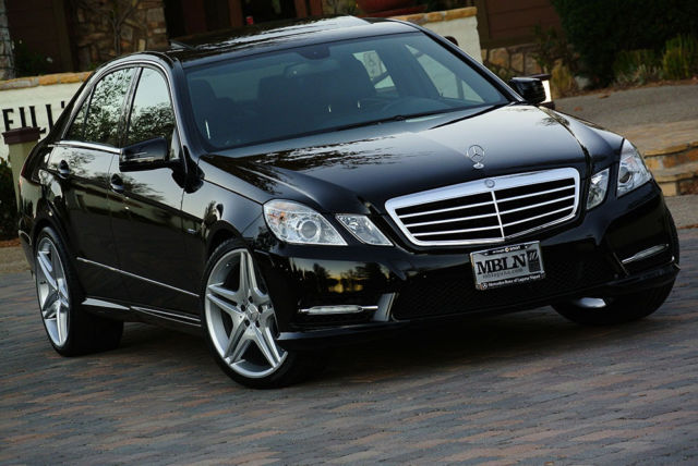 mercedes e class amg pkg c class e63 look only s 2008. Black Bedroom Furniture Sets. Home Design Ideas