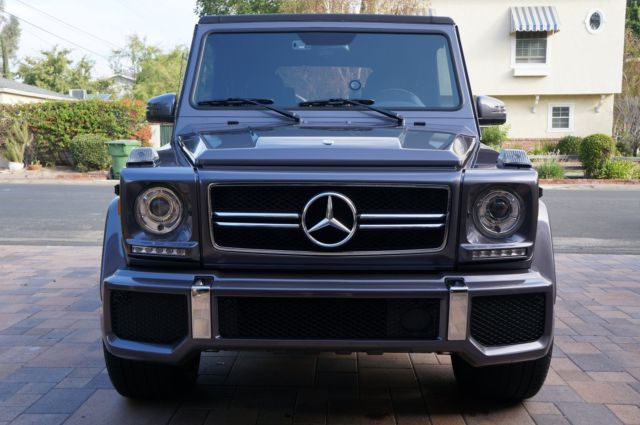 mercedes g500 cabrio convertible g class g wagon low miles europa. Black Bedroom Furniture Sets. Home Design Ideas