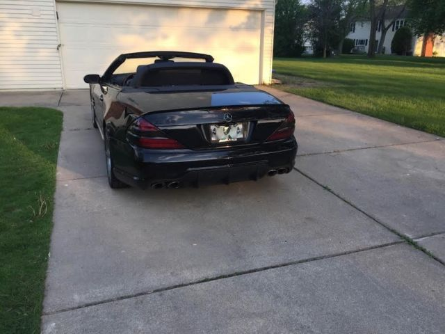 Mercedes sl55 amg coilover conversion with sl65 front for Mercedes benz west bloomfield