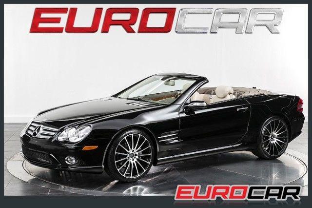 Mercedes sl550 sport immaculate new 22 wheels key less for 2008 mercedes benz sl class