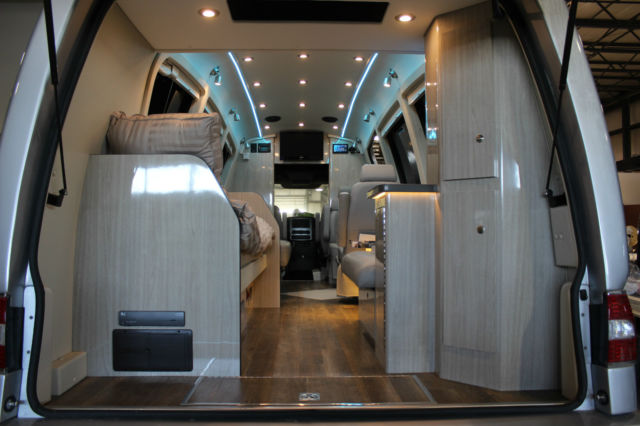Mercedes Sprinter Mauck2 Sprinter Conversion Custom