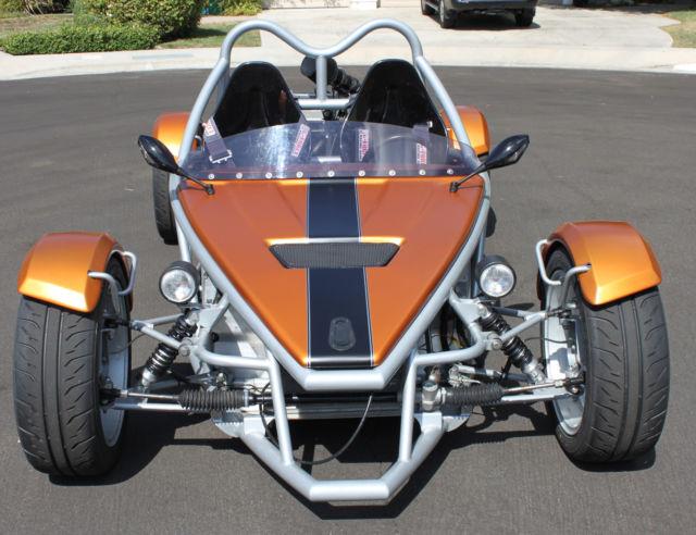 Mev rocket fully titled street legal exo car like ariel - Replica mobel legal ...