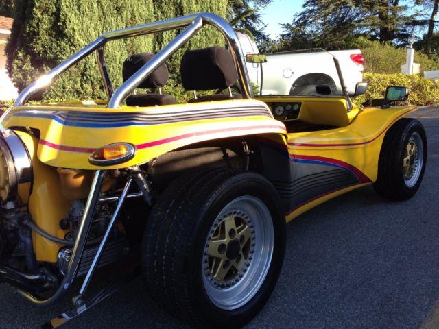 Meyers Manx Custom Dune Buggy