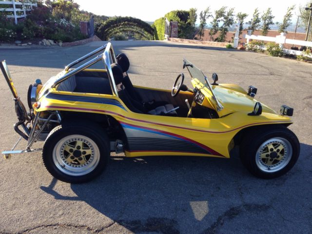 443778 Meyers Manx Custom Dune Buggy on vw fast cars with nitrous