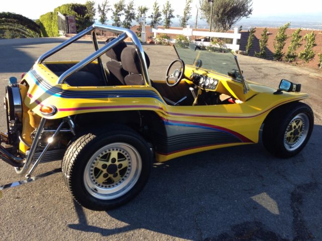 meyers manx custom dune buggy