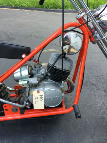 Other Makes Bonanza Chopper 1968 Technical Specifications