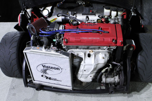 Mini Cooper Classic Vtec Swap 1969 Hot Rod Jdm B18c