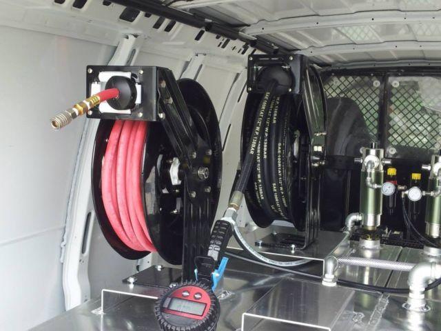 MOBILE OIL CHANGE UNIT - 2013 Chevrolet Express 2500 Van ...