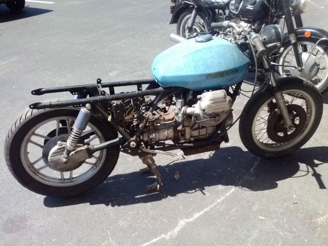 moto guzzi 850 t3 project bike no title. Black Bedroom Furniture Sets. Home Design Ideas