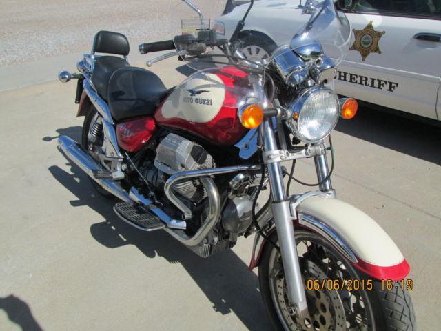 moto guzzi california 1100 ev full injection 99