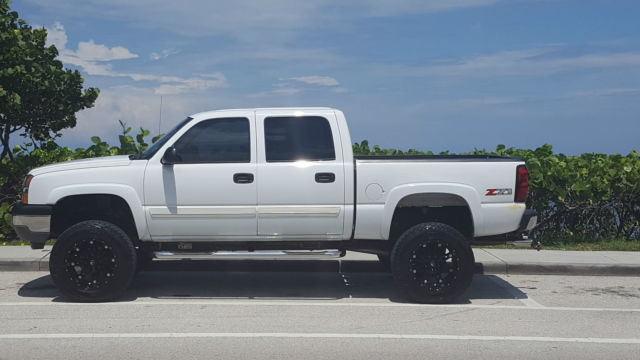 specifications 2005 chevrolet silverado 1500 crew cab 4wd z71 html autos weblog. Black Bedroom Furniture Sets. Home Design Ideas