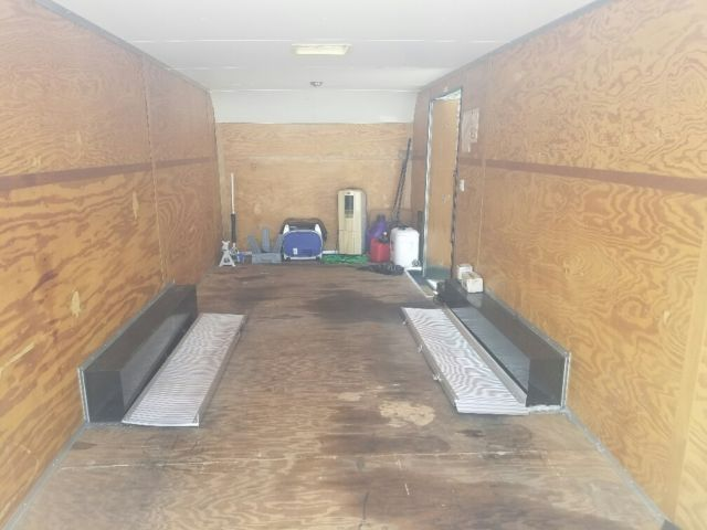 Mustang GT Fox Body Drag Race Car With Enclosed Trailer