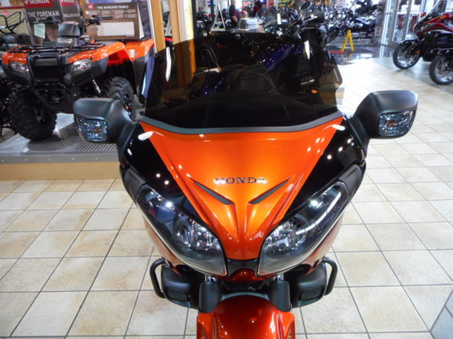 New 2014 Honda Goldwing Gold Wing F6b Custom Two Tone