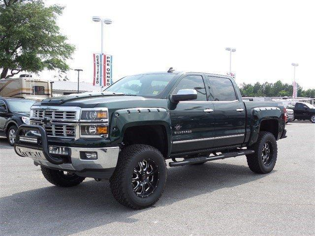 new 2015 chevrolet silverado 1500 z71 2lz ltz southern comfort black widow. Black Bedroom Furniture Sets. Home Design Ideas