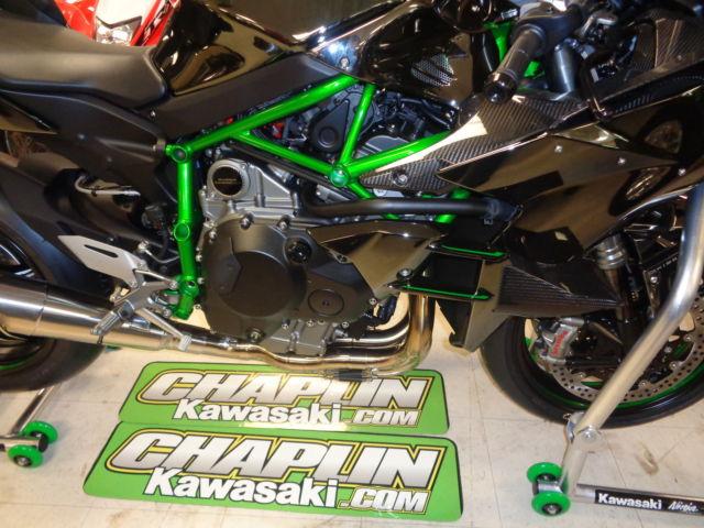 Kawasaki Super Charged H
