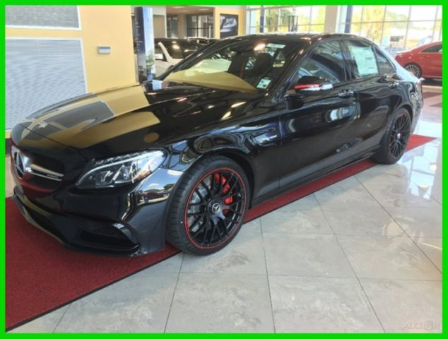 New 2015 Mercedes Amg C63 S Edition 1 Obsidian Rare Loaded