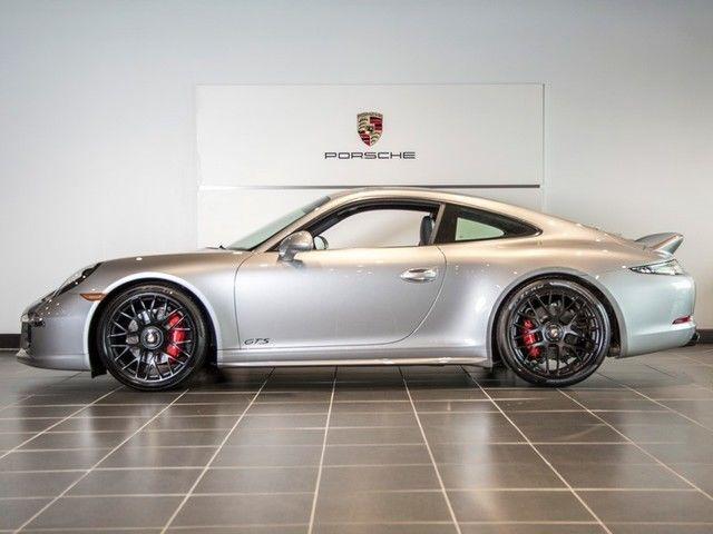 New 2015 Porsche 911 Carrera Gts Nav Bose Pdk Pasm Sport Design Park