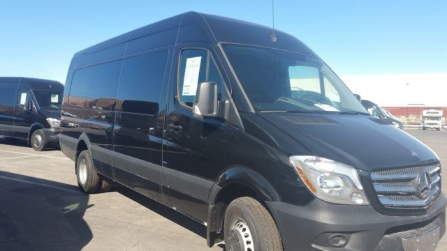 new 2015 sprinter 3500 cargo van 170 extended below dealer invoice. Black Bedroom Furniture Sets. Home Design Ideas