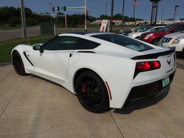 2016 Chevrolet Corvette 3lt