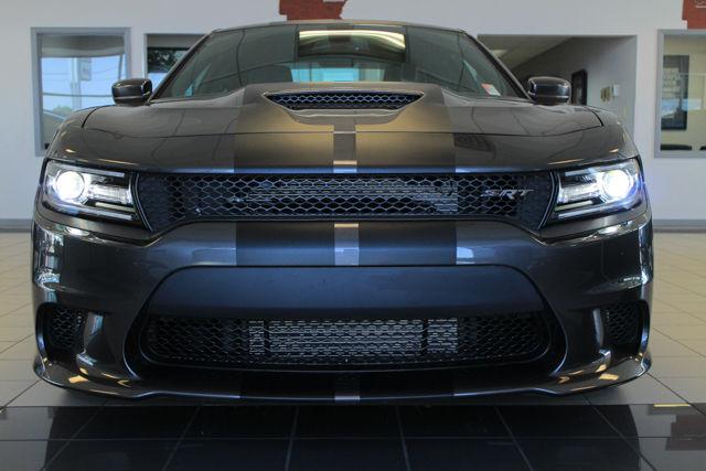 new 2016 dodge charger srt hellcat carbon stripes tradesfinancing - 2016 Dodge Charger Hellcat Blue
