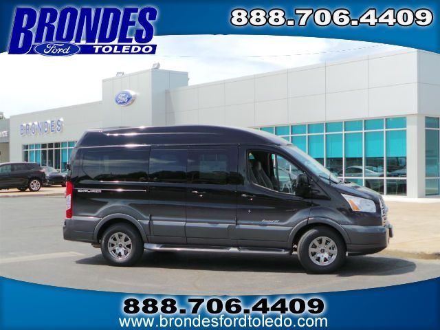 new 2016 ford transit 150 xlt custom conversion van. Black Bedroom Furniture Sets. Home Design Ideas