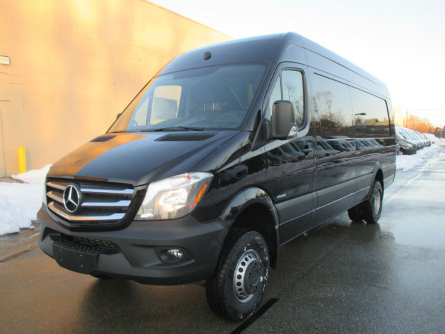 New 2016 sprinter 4x4 170 w b extended body 3500 van for 2016 mercedes benz sprinter extended cargo van