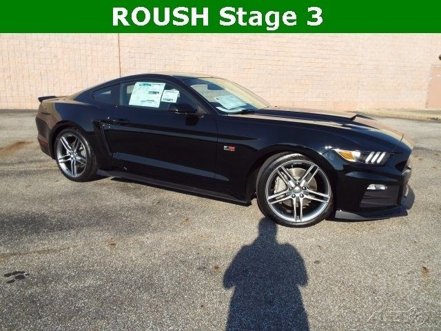 new 2017 roush stage 3 rs3 mustang gt supercharged 5 0l 670hp 20 39 s coilovers. Black Bedroom Furniture Sets. Home Design Ideas
